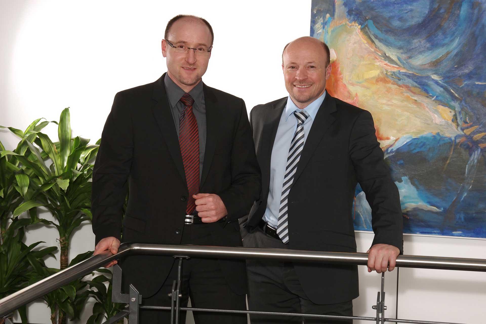Einstieg der beiden Söhne Markus und Siegfried Wied junior
