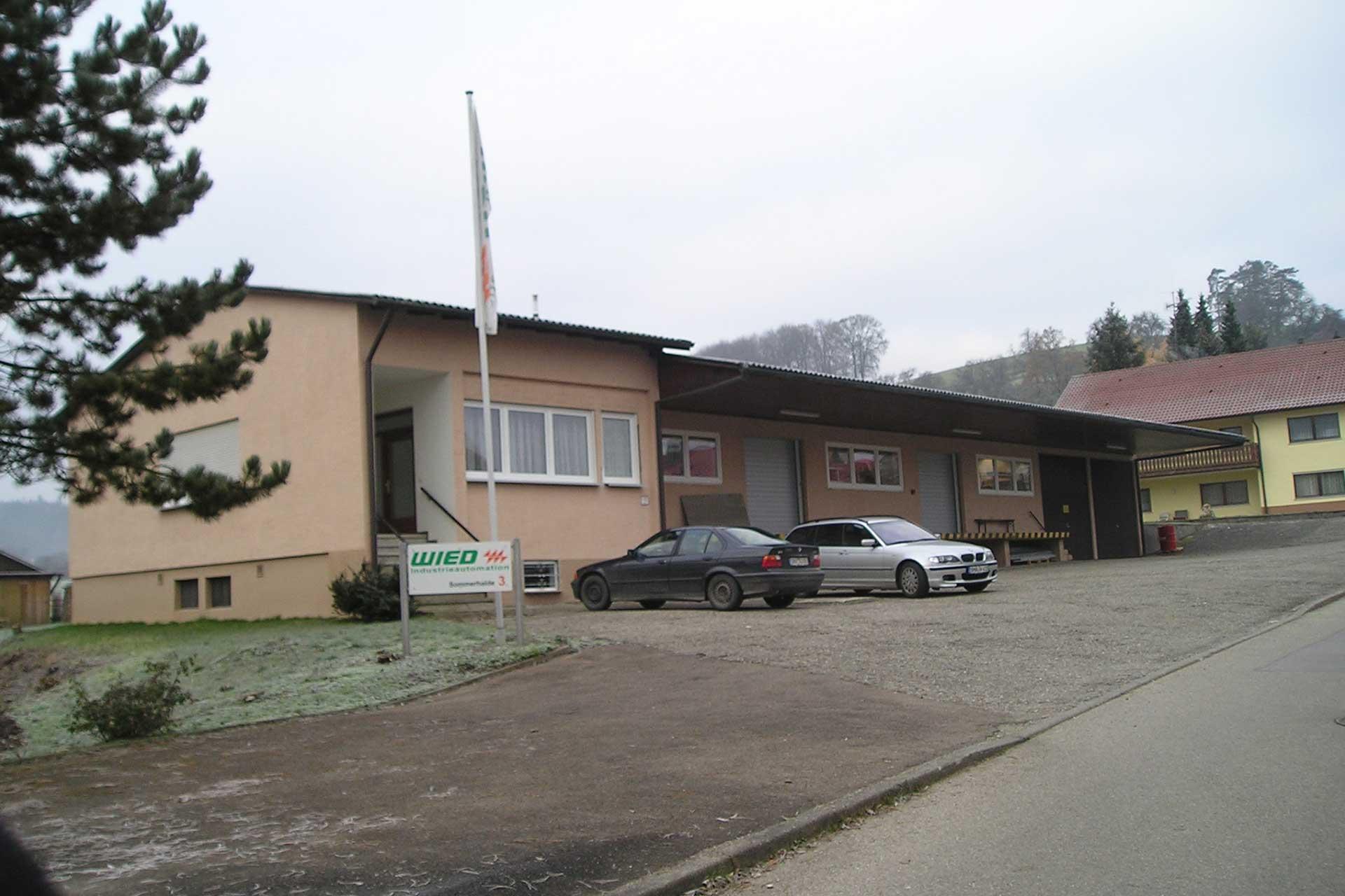 Zweigstelle Fertigung Geifertshofen Wied