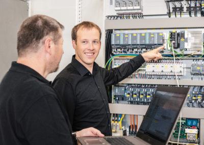 SPS-Techniker/ -in