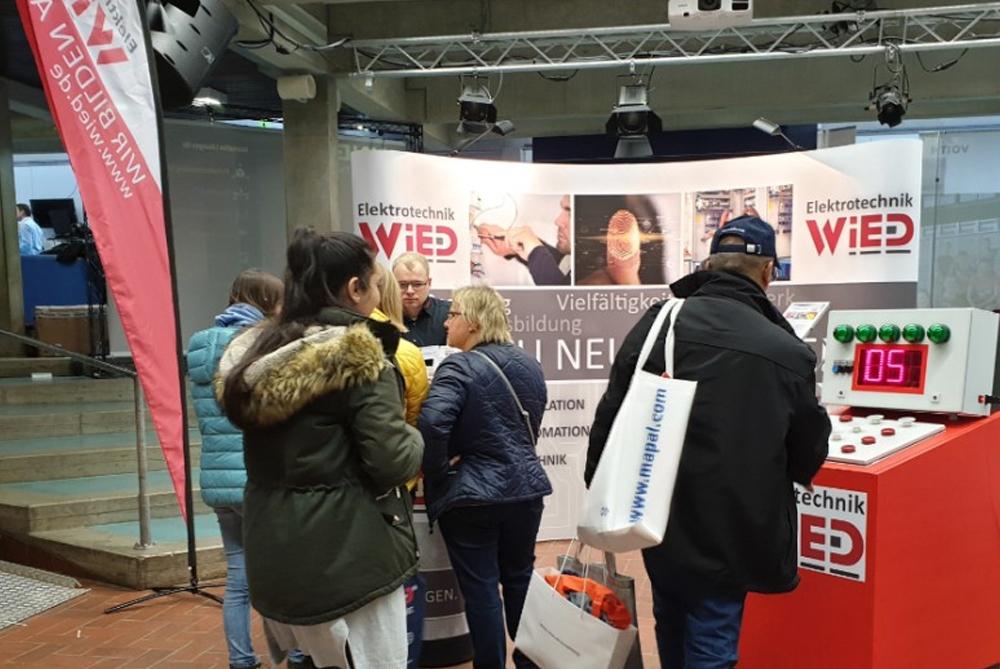 Ausbildungs- und Studienmesse Ellwangen 2019